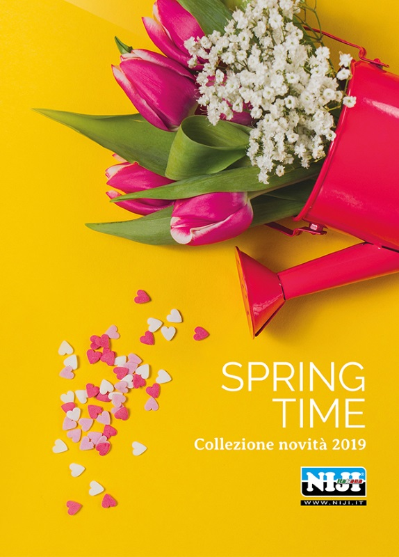 CATALOGO SPRING TIME