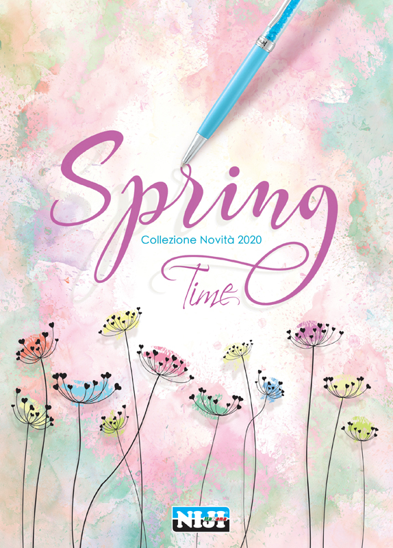 CATALOGO SPRING TIME 2020