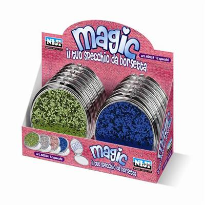 EXPO MAGIC 12 SPECCHIETTI 7 CM