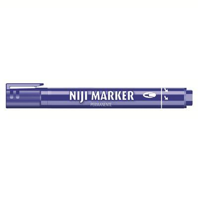 MARKER PERMANENT BLUE
