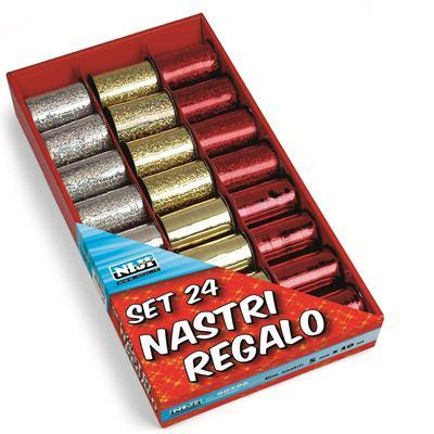 ESP.24 NASTRI REGALO ASS.TI