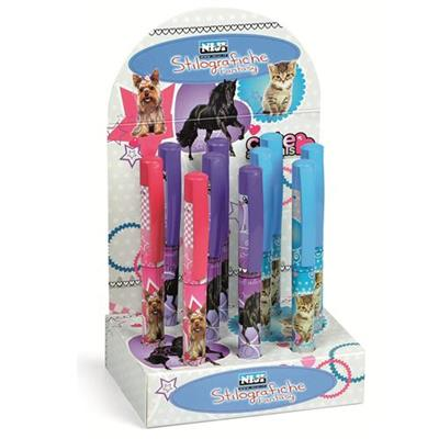STYLO CUTE ANIMAL ESP.12 PZ.