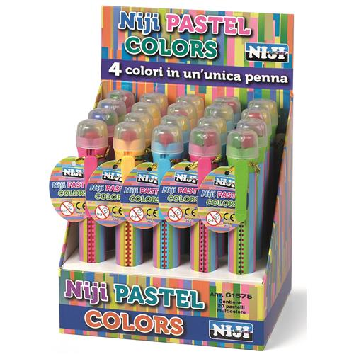 PASTELLO MULTIC.4IN1 ESP.20 PZ