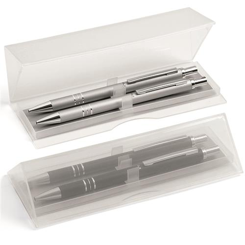 SET PENNA+PORTAMINE 0,5 MM