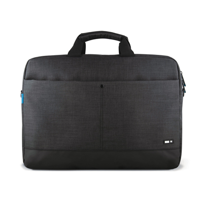 P/NOTEBOOK POLYESTERE NERO